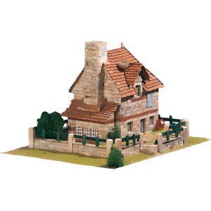 GARAGE - BATIMENT Maquette en céramique - Maison de campagne 1