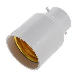 CULOT D'AMPOULE Adaptateur pour ampoule culot avec adaptateur B22