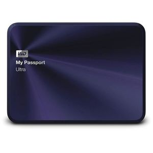 DISQUE DUR EXTERNE Western Digital My Passport Ultra Metal Edition Di