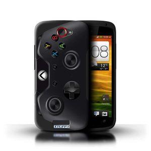 COQUE - BUMPER Coque de Stuff4 - Coque pour HTC One S - Xbox One