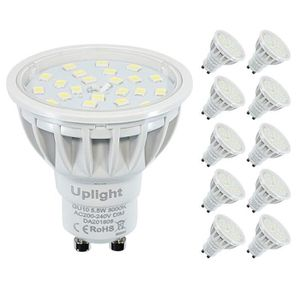 Sylvania GU10/Ampoule LED 3,2/W Spot corps de verre de rechange pour halog/ène 35/W blanc chaud 830