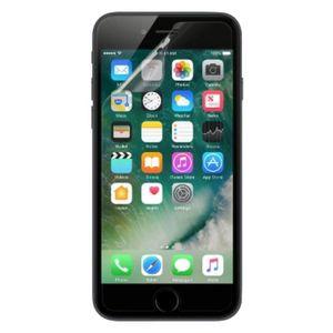 FILM PROTECT. TÉLÉPHONE Belkin Protection écran pour iPhone 7 - Lot de 2