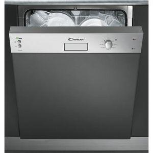 Candy Cds 420 X S Lave Vaisselle Encastrable Inox 60cm