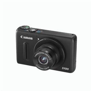 APPAREIL PHOTO COMPACT CANON PowerShot S100 Compact - Noir