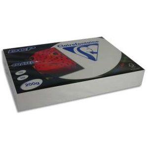 PAPIER IMPRIMANTE Ramette 250 feuilles A4 135g CLAIREFONTAINE