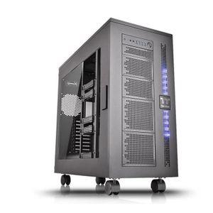 BOITIER PC  Thermaltake Boîtier PC Core W100 Noir Fenêtre