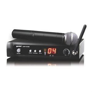 MICROPHONE - ACCESSOIRE GEMINI UHF4100 Micro