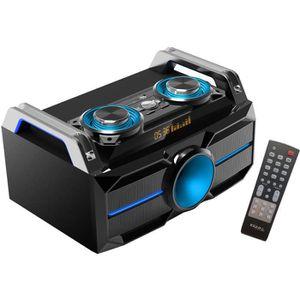 ENCEINTE ET RETOUR IBIZA SOUND SPLBOX100 - Enceinte Bluetooth 120W -