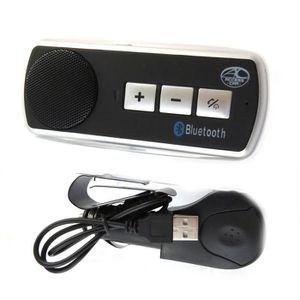KIT BLUETOOTH TÉLÉPHONE Kit mains-libres bluetooth 'Access Car' noir (pare