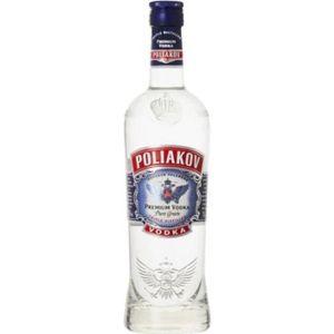 VODKA Vodka premium 70 cl Poliakov