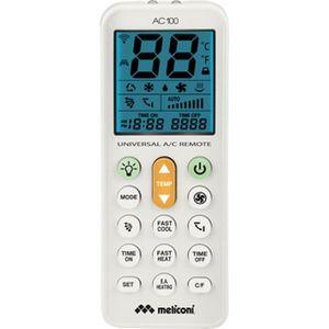 CLIMATISEUR FIXE MELICONI AC100 Télécommande climatisation