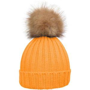 BONNET - CAGOULE styleBREAKER classique bonnet en tricot de femmes