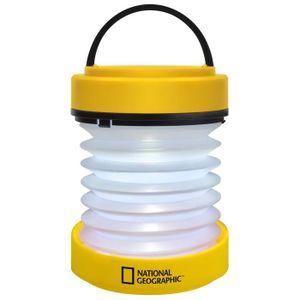 LAMPE - LANTERNE NATIONAL GEOGRAPHIC Lanterne à LED avec fonction d