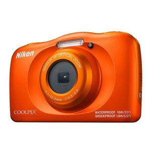 APPAREIL PHOTO COMPACT NIKON Compact étanche Coolpix W150 ORANGE Garanti