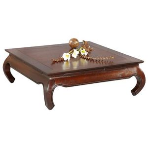 table basse opium achat vente table basse opium pas cher cdiscount. Black Bedroom Furniture Sets. Home Design Ideas