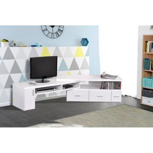 meuble tv a prix discount. Black Bedroom Furniture Sets. Home Design Ideas
