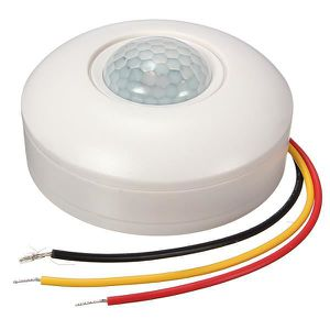 INTERRUPTEUR TEMPSA PIR Capteur Lampe Interrupteur Détecteur Mo