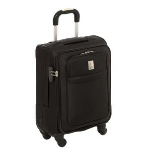 VALISE - BAGAGE VISA DELSEY Valise Cabine Souple 4 Roues 56 cm OVA