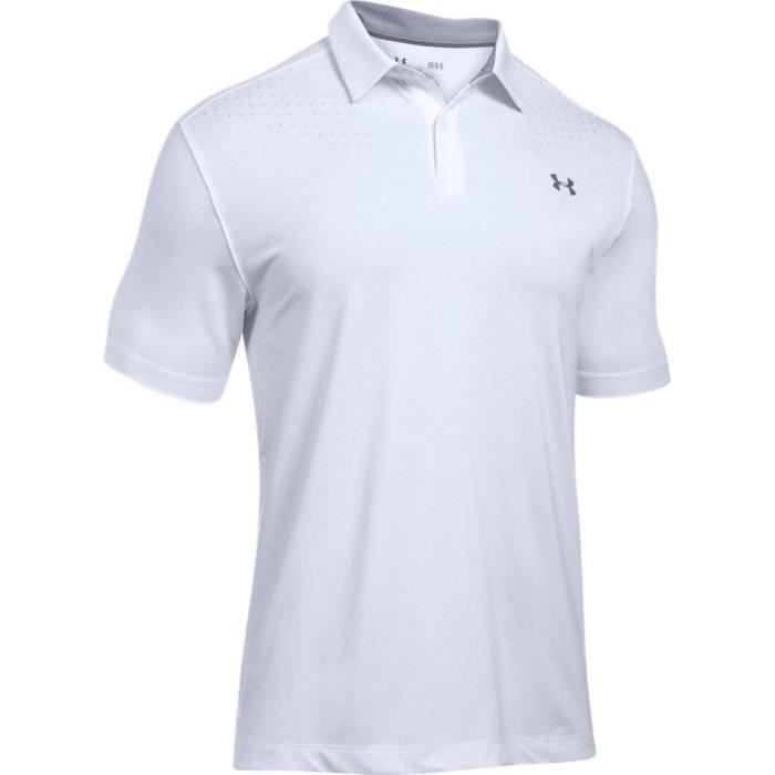 Polo under armour - Achat   Vente pas cher 18b628583cfd