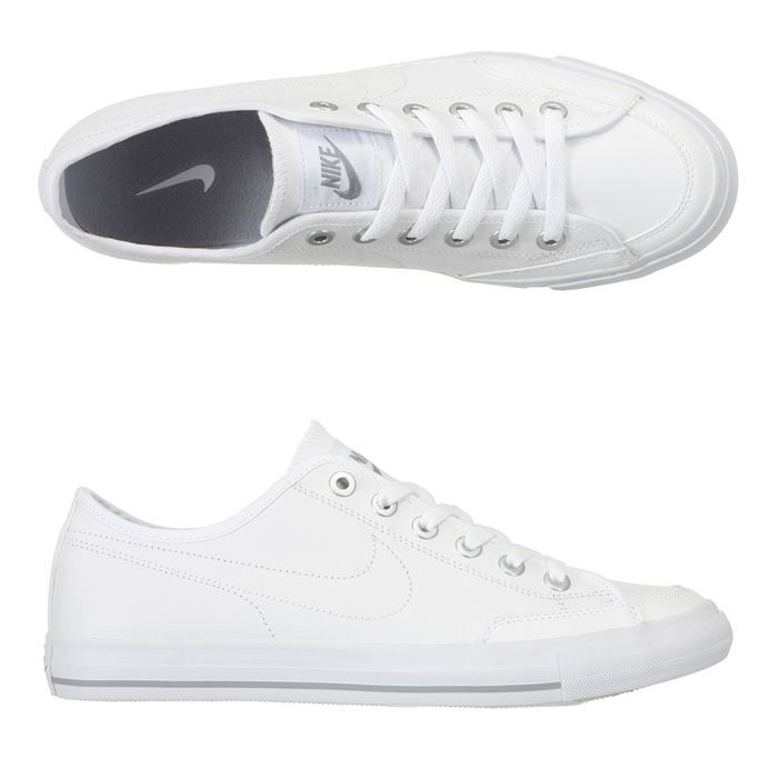 basket blanche nike homme