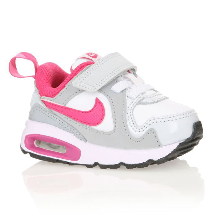nike baskets air max trax tdv b b fille achat vente. Black Bedroom Furniture Sets. Home Design Ideas