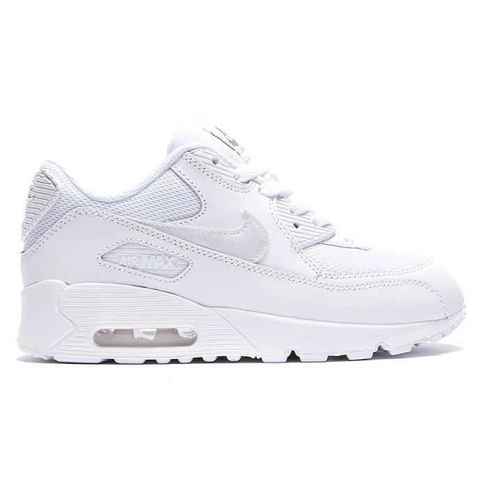 size 40 43c93 39420 BASKET NIKE Baskets Air MAx 90 Mesh PS Chaussures Enfant