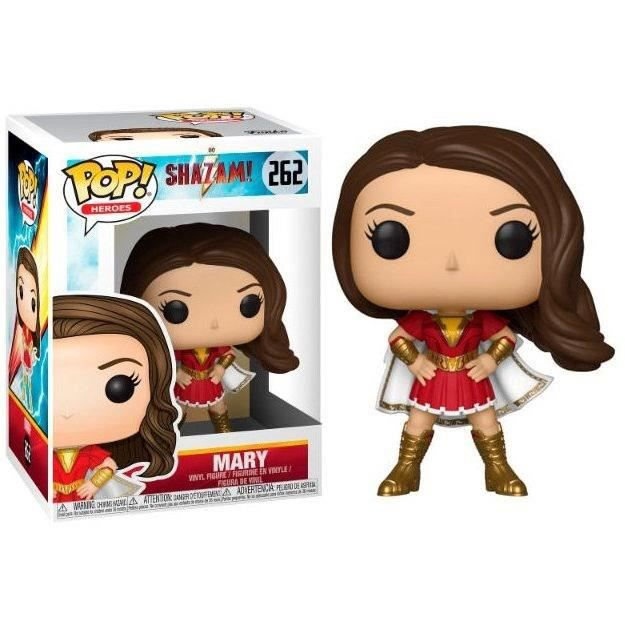 Figurine Funko Pop! HerŒs: Shazam - Mary