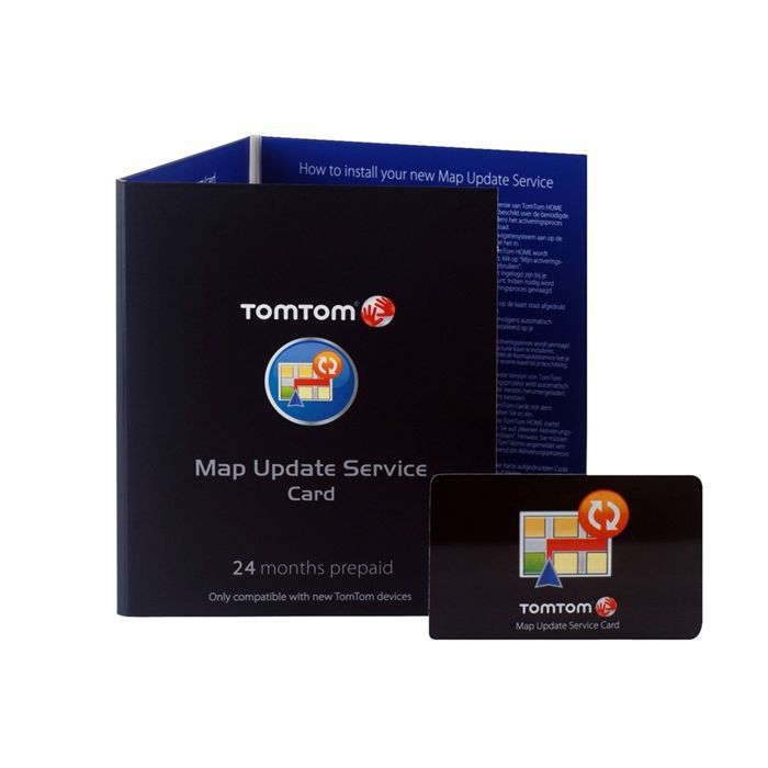 tomtom service de mise jour de carte 24 mois achat vente antenne tete gps tomtom mise. Black Bedroom Furniture Sets. Home Design Ideas
