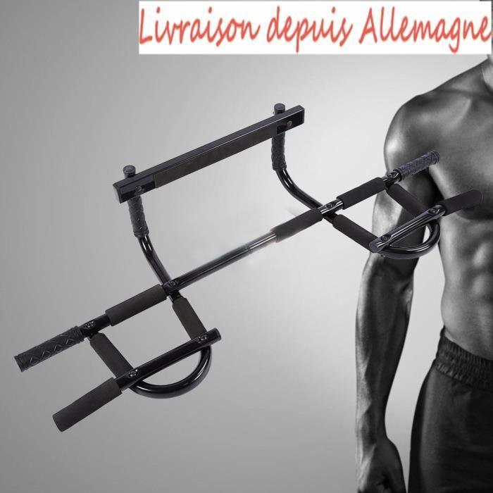 barre de traction pour Porte Gym Exercice Pull Up Bar Barre de Musculation