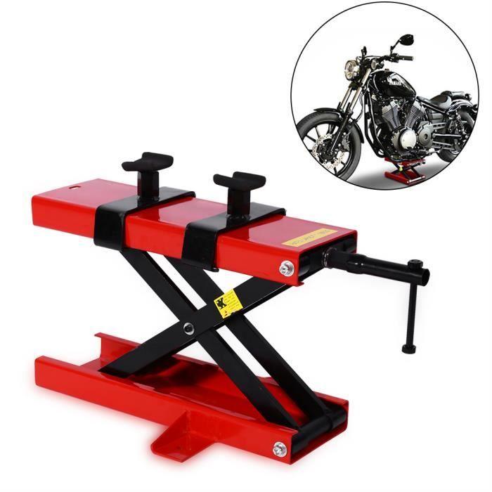 Pont élévateur pour motos Plate-forme élévatrice pour motos Bloc de montage 500 kg HB027 -WAN
