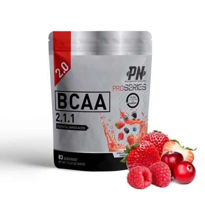 Eric Favre - BCAA 2.1.1 Pro Series by Eric Favre - Bonnes Affaires - Fruits rouges