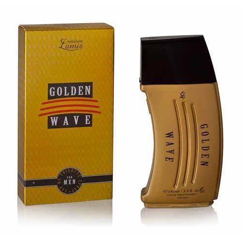 Creation Lamis Golden Wave Parfum Homme 100ml - 27333122