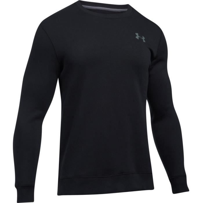 Under Armour Rival Solid Fitted Crew Sweater