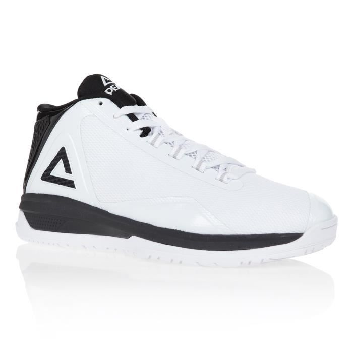 PEAK Chaussures de basketball TP4 Kids - Enfant - Blanc