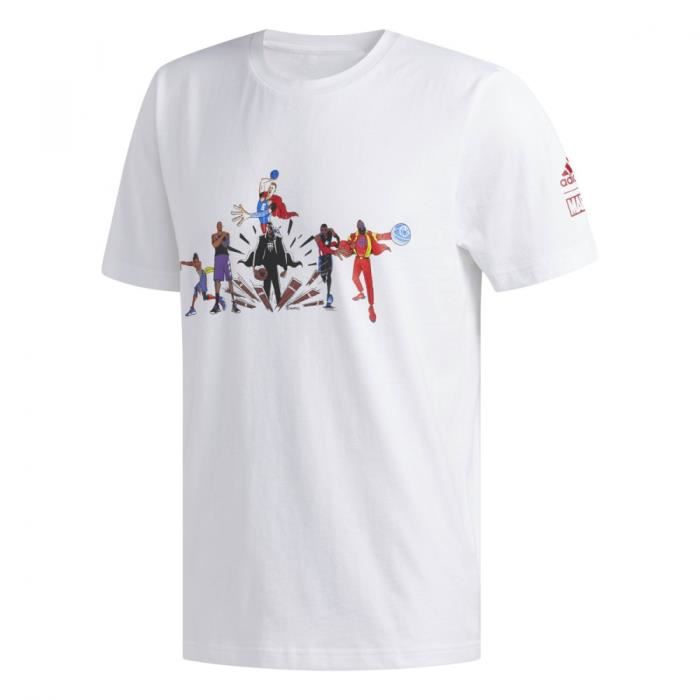 Tee-shirt adidas Performance Heroes Assemble