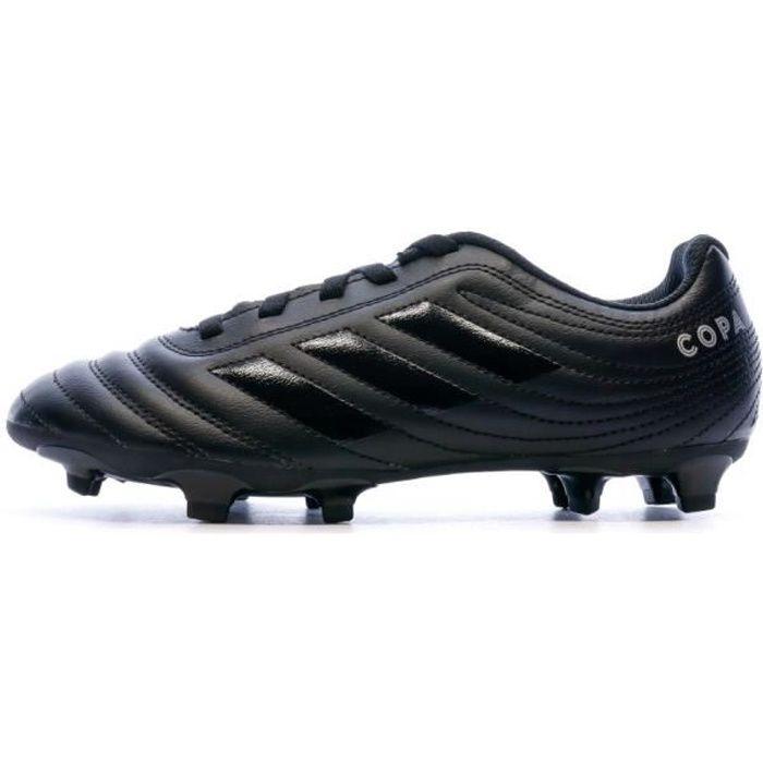 Chaussures de Football Noires Garçon Adidas Copa 19.4 FG