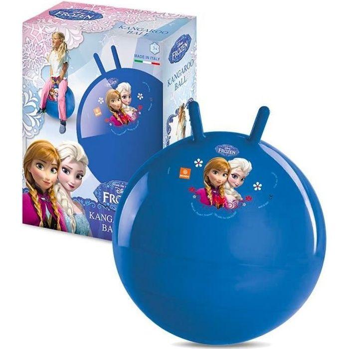 Ballon Sauteur - La Reine des Neiges - Frozen