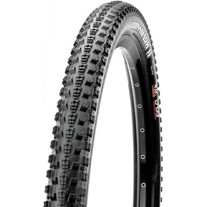 Pneu vélo VTT Maxxis Crossmark II - 27.5x2.25 (57-584) - Noir - Tubeless Ready