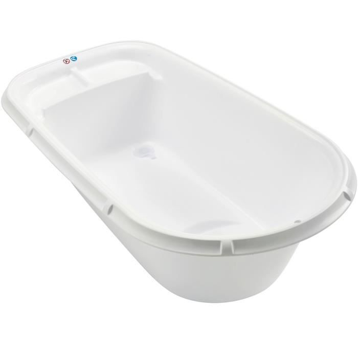 THERMOBABY Baignoire luxe - Blanc muguet