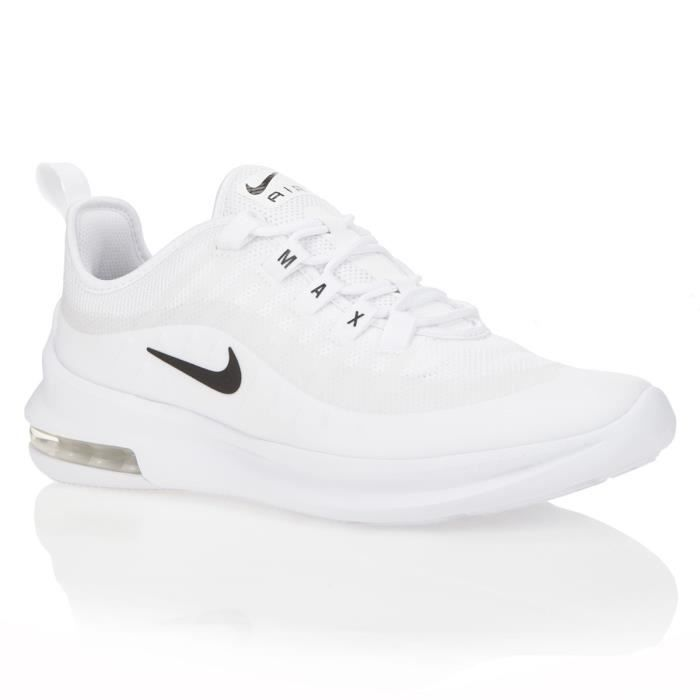 NIKE Baskets Air Max Axis - Homme - Blanc - Achat / Vente ...