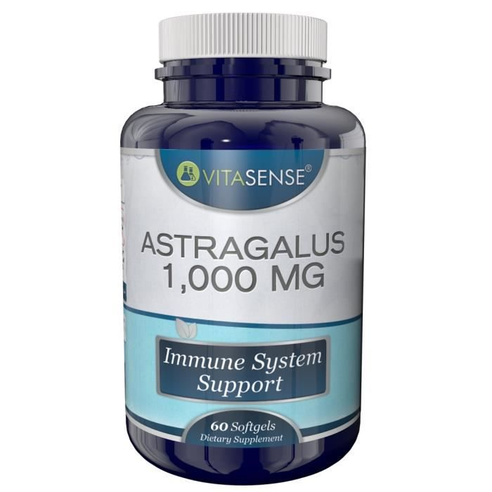 effets secondaires astragale