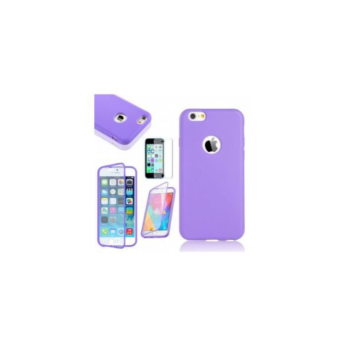 Coque etui housse flip cover silicone gel iphone 5 5s for Etui housse iphone 5