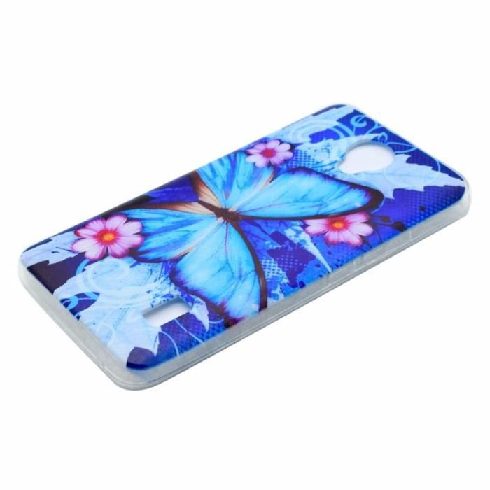 COQUE Huawei Y625, Papillon 2 - 1648x - EDITION LUXE - réf ...