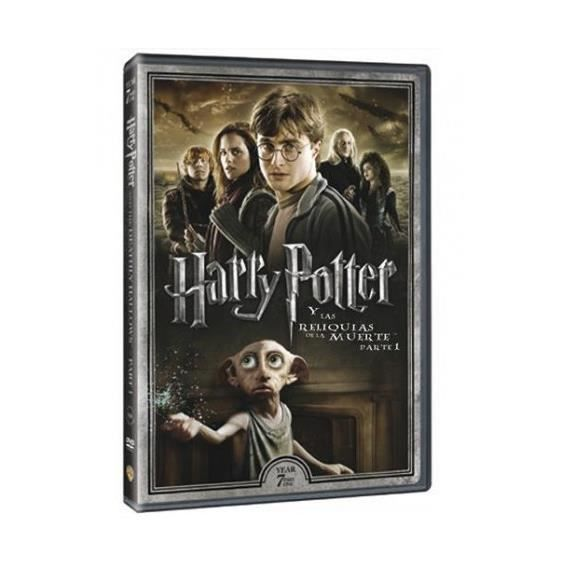 DVD FILM Harry Potter and the Deathly Hallows: Part I (HARR