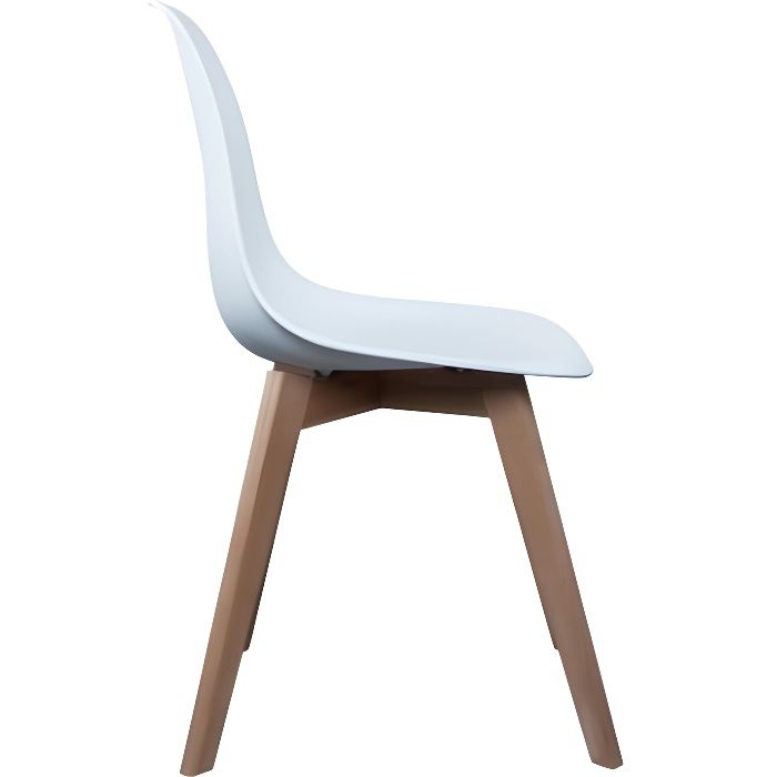 Chaise scandinave enfant achat vente chaise cdiscount for 1 chaise scandinave