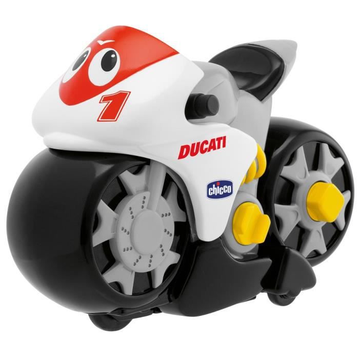 CHICCO Turbo Touch Ducati Custom Bike - Achat   Vente voiture ... 74c254114215