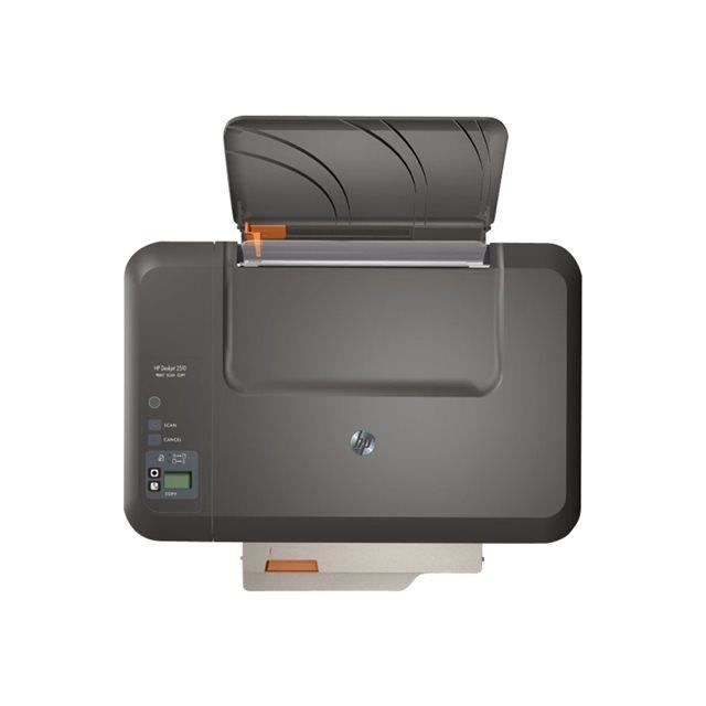 hp deskjet 2510 all in one photocopieuse impr achat vente imprimante hp deskjet 2510. Black Bedroom Furniture Sets. Home Design Ideas