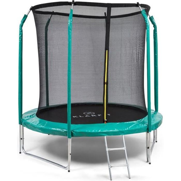 Photo de klarfit-jumpstarter-trampoline-de-jardin-o-25m