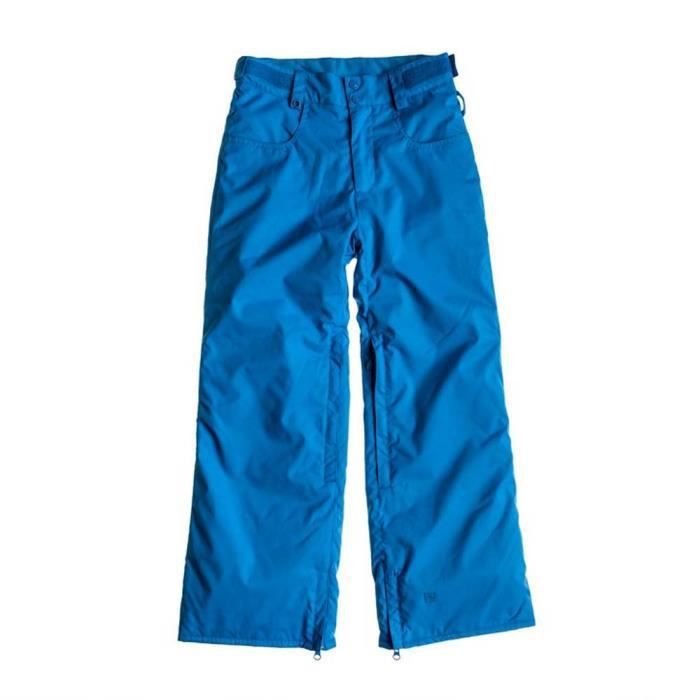 pantalon de ski quiksilver state bleu achat vente. Black Bedroom Furniture Sets. Home Design Ideas