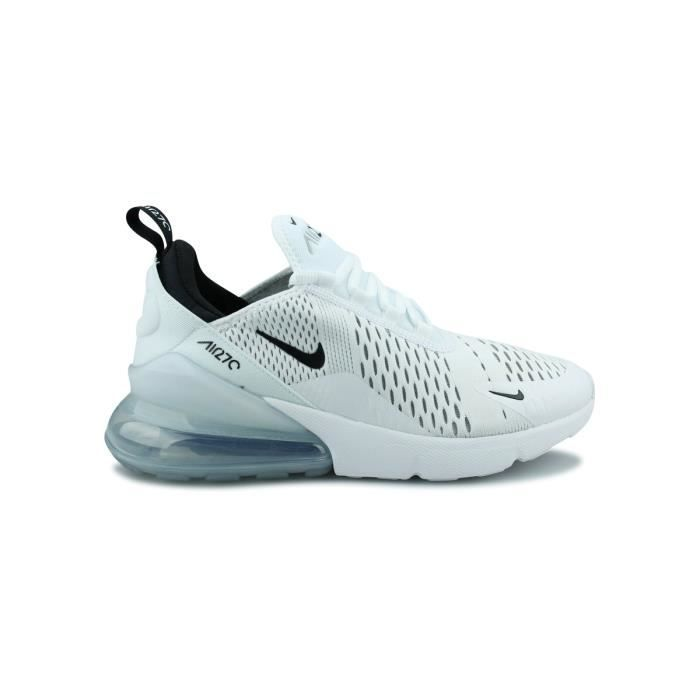 BASKET Basket Nike Air Max 270 Junior Blanc 943345-100